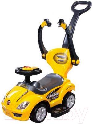 Каталка детская Chi Lok Bo Mega Car 382 (желтый)