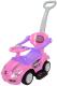 Каталка детская Chi Lok Bo Mega Car 382 (розовый) -
