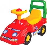 Каталка детская ТехноК Автомобиль для прогулок 1196 (красный) -