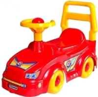 Каталка детская ТехноК Автомобиль для прогулок 2483 (красный) -