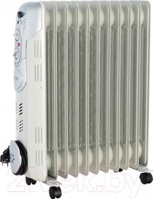 Масляный радиатор Mystery MH-1101 - вид сбоку