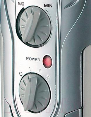 Масляный радиатор Mystery MH-1101 - элементы управления