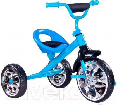 Детский велосипед Toyz York (синий)