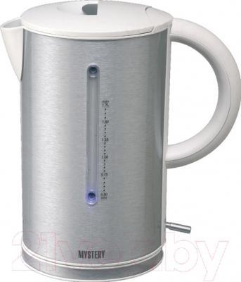Электрочайник Mystery MEK-1614 (серый)