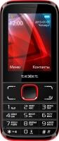 Мобильный телефон TeXet TM-D226 (черный/красный) -