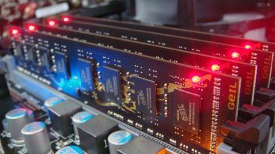 Оперативная память DDR3 GeIL GD38GB1600C11DC