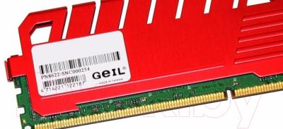 Оперативная память DDR3 GeIL GEV38GB1600C9DC