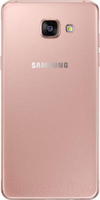 Смартфон Samsung Galaxy A5 2016 / A510F (розовый)