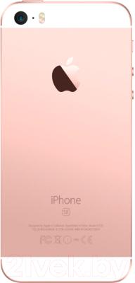 Смартфон Apple iPhone SE 64Gb (розовое золото)