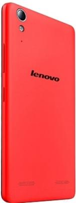 Смартфон Lenovo A6000 (красный)