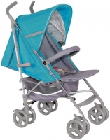 Детская прогулочная коляска Coletto Camino (голубой) -