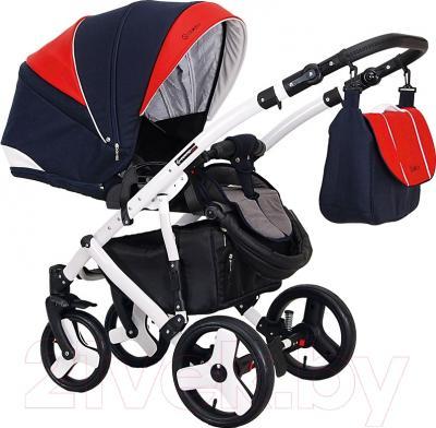 Детская универсальная коляска Coletto Florino 2 в 1 (01)
