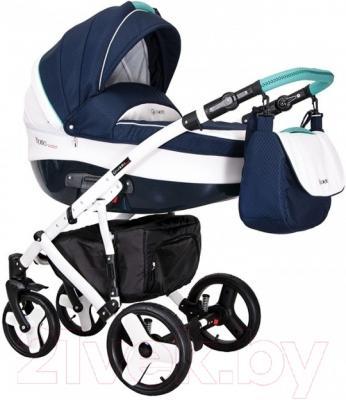 Детская универсальная коляска Coletto Florino Carbon 2 в 1 (04)