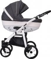 Детская универсальная коляска Coletto Savona Decor 2 в 1 (01) -