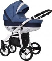 Детская универсальная коляска Coletto Savona Decor 2 в 1 (02) -