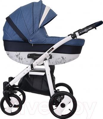 Детская универсальная коляска Coletto Savona Decor 2 в 1 (02)