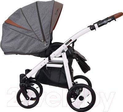 Детская универсальная коляска Coletto Savona Decor 2 в 1 (04)