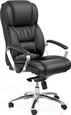 Кресло офисное Halmar Foster (черный)
