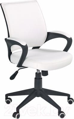 Кресло офисное Halmar Lucas (белый)
