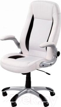 Кресло офисное Halmar Saturn (белый)