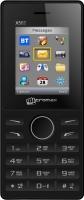Мобильный телефон Micromax X502 (черный) -