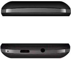 Мобильный телефон Micromax X800 (черный)