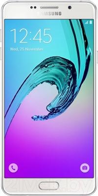 Смартфон Samsung Galaxy A7 2016 / A710F/DS (белый)