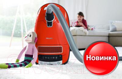 Пылесос Miele SGSC1 Complete C3 Comfort (оранжевый)