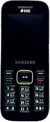 Мобильный телефон Samsung Guru Music 2 / B310E (черный)