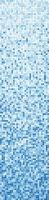 Мозаика стеклянная М-Витреа Water 105 (322х2584) -