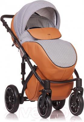 Детская универсальная коляска Anex Sport 3 в 1 (SP15) - прогулочный модульна примере модели другого цвета