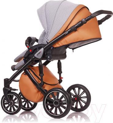 Детская универсальная коляска Anex Sport 3 в 1 (SP15) - прогулочный блок на примере модели другого цвета