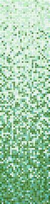 Мозаика стеклянная М-Витреа Flora 104 (322х2584)