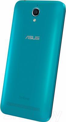 Смартфон Asus Zenfone Go / ZC451TG (8Gb, синий)