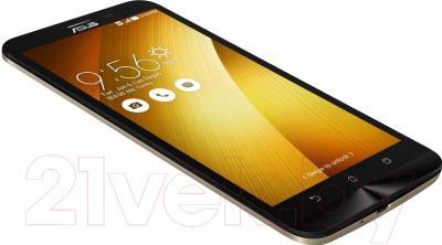 Смартфон Asus ZenFone 2 Laser / ZE601KL (32Gb, золото)
