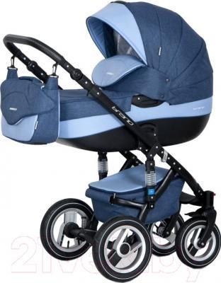 Детская универсальная коляска Riko Brano 3 в 1 (02)