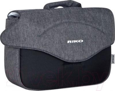 Детская универсальная коляска Riko Brano 3 в 1 (02) - внешний вид на примере модели другого цвета