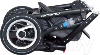 Детская универсальная коляска Riko Brano 3 в 1 (03) - внешний вид на примере модели другого цвета