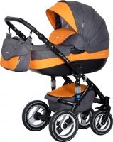 Детская универсальная коляска Riko Brano 3 в 1 (06) -