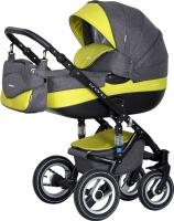 Детская универсальная коляска Riko Brano 3 в 1 (07) -