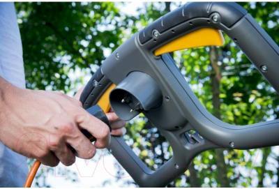 Газонокосилка электрическая Stiga Combi 36 E (294340068/S15)