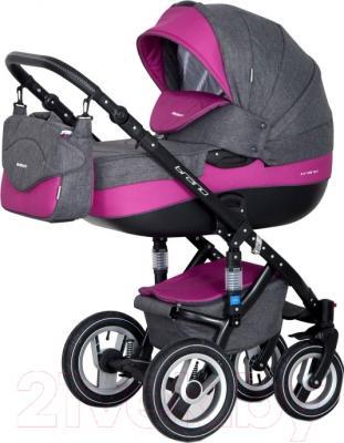 Детская универсальная коляска Riko Brano 3 в 1 (08)