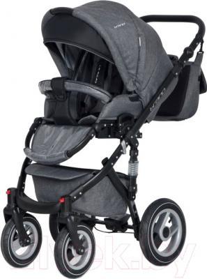 Детская универсальная коляска Riko Brano 3 в 1 (08) - внешний вид на примере модели другого цвета
