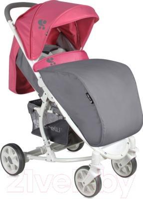 Детская прогулочная коляска Lorelli S300 Rose (10020841616)