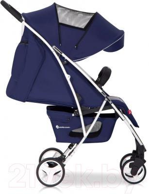 Детская прогулочная коляска Euro-Cart Volt (latte) - внешний вид на примере модели другого цвета