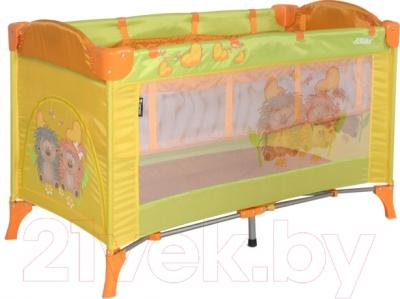 Кровать-манеж Lorelli Arena 2 Multicolor (10080121623)