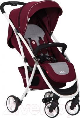 Детская прогулочная коляска Euro-Cart Volt (purple)