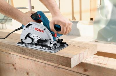 Профессиональная дисковая пила Bosch GKS 165 Professional (0.601.676.100)