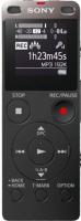 Цифровой диктофон Sony ICD-UX560 (4Gb, черный) -