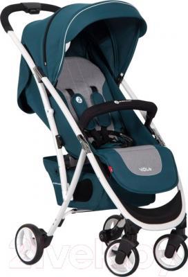 Детская прогулочная коляска Euro-Cart Volt (adriatic)